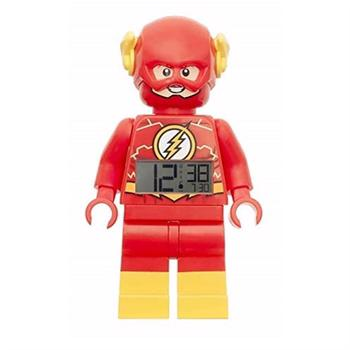 The flash  Quartz Drenge Vækkeur fra Lego, 7001088