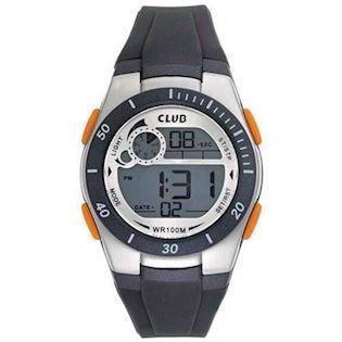 Club Time Chrom Quartz Drenge ur fra Club Time, A47105-2S4E
