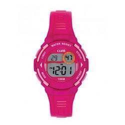 Best friends Pink Quartz Pige ur fra Club Time, A47107R2E