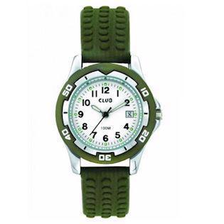 Club Chrom Quartz Drenge ur fra Club Time, A65168-4S0A