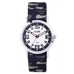 army Chrom Quartz dreng ur fra Club Time, A65184S0A