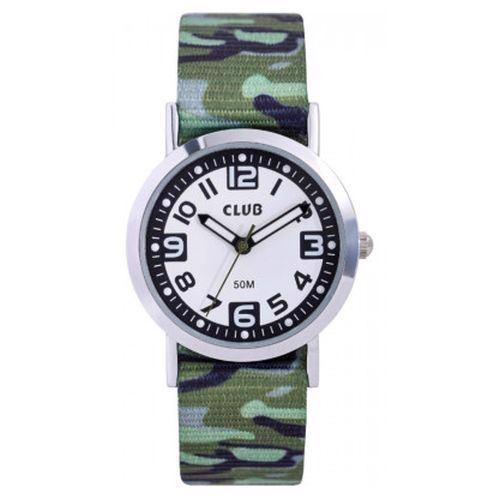 army Chrom Quartz dreng ur fra Club Time, A65184S12A